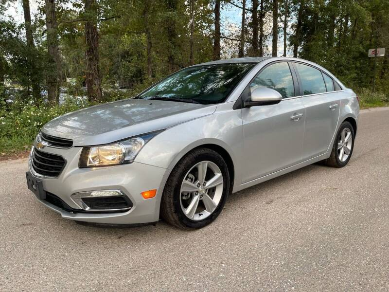 2016 Chevrolet Cruze Limited for sale at Next Autogas Auto Sales in Jacksonville FL
