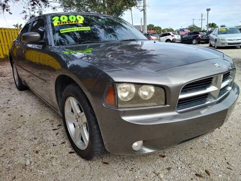 2010 Dodge Charger for sale at AFFORDABLE AUTO SALES OF STUART in Stuart FL