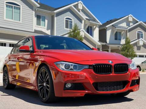 2015 BMW 3 Series for sale at Avanesyan Motors in Orem UT