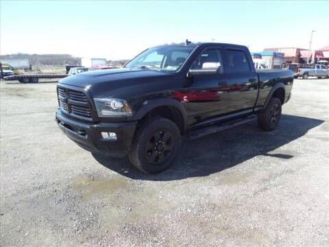 2015 RAM Ram Pickup 2500 for sale at Terrys Auto Sales in Somerset PA