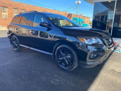 2018 Nissan Pathfinder for sale at Lincoln County Automotive in Fayetteville TN