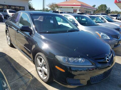 2008 Mazda MAZDA6 for sale at Select Auto Sales in Hephzibah GA
