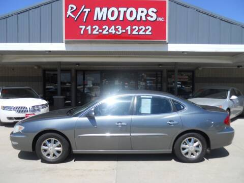 2005 Buick LaCrosse for sale at RT Motors Inc in Atlantic IA