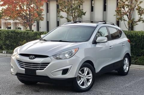 2012 Hyundai Tucson for sale at Carfornia in San Jose CA