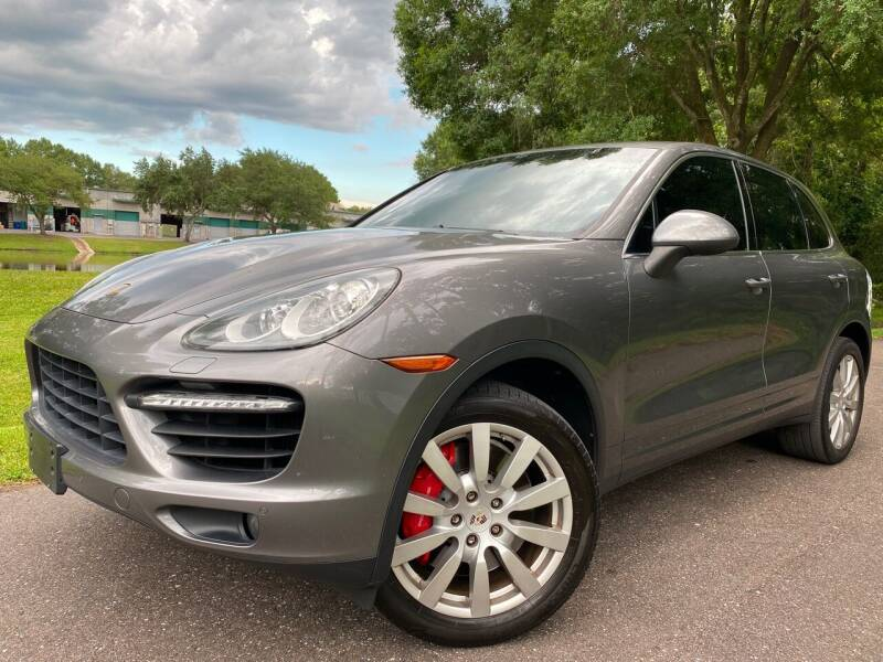 2011 Porsche Cayenne for sale at Powerhouse Automotive in Tampa FL
