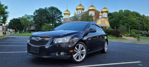 2012 Chevrolet Cruze for sale at Car Leaders NJ, LLC in Hasbrouck Heights NJ