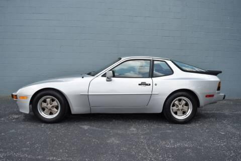 1984 Porsche 944 for sale at Precision Imports in Springdale AR