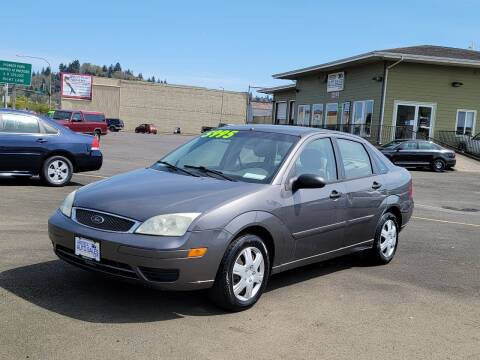 2005 Ford Focus for sale at Aberdeen Auto Sales in Aberdeen WA
