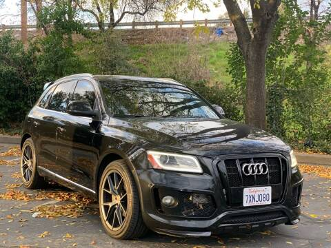 2013 Audi Q5 for sale at AutoAffari LLC in Sacramento CA