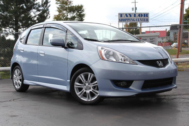 2010 Honda Fit for sale at Dan Paroby Auto Sales in Scranton PA