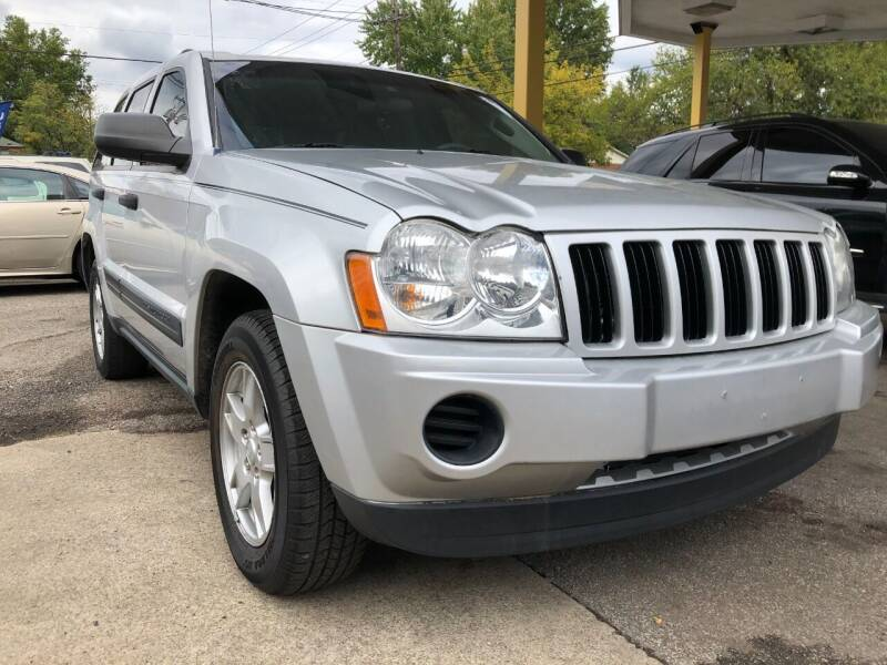 2005 Jeep Grand Cherokee for sale at King Louis Auto Sales in Louisville KY