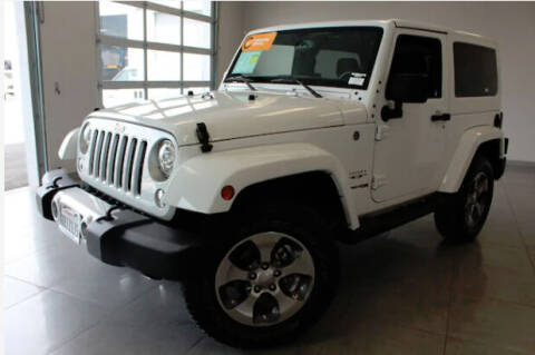 2018 Jeep Wrangler for sale at Auto Max Brokers in Palmdale CA