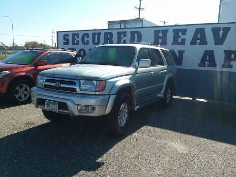 1999 Toyota 4Runner for sale at Kull N Claude Auto Sales in Saint Cloud MN