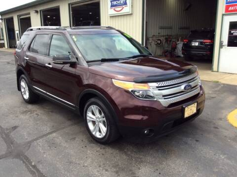 2011 Ford Explorer for sale at TRI-STATE AUTO OUTLET CORP in Hokah MN