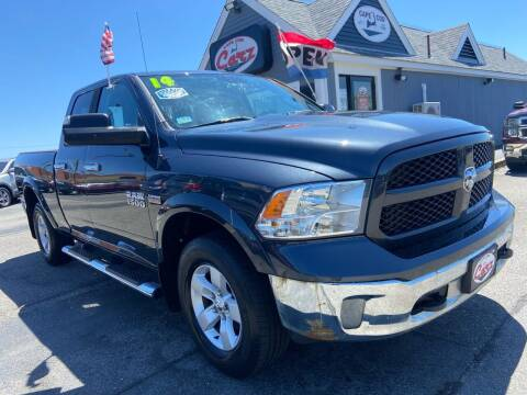 2014 RAM Ram Pickup 1500 for sale at Cape Cod Carz in Hyannis MA