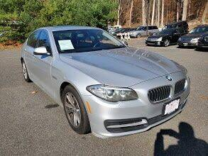 2014 BMW 5 Series for sale at Ramsey Corp. in West Milford NJ