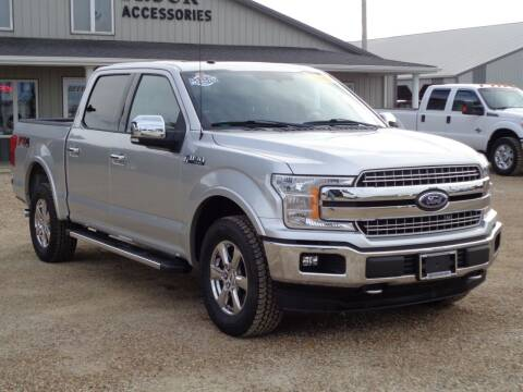 2018 Ford F-150 for sale at Burkholder Truck Sales LLC (Edina) in Edina MO