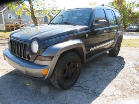 2006 Jeep Liberty for sale at Wheels Auto Sales in Bloomington IN