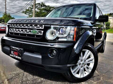 2010 Land Rover LR4 for sale at Haus of Imports in Lemont IL