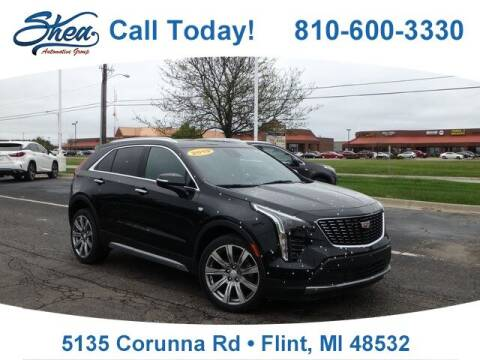 2019 Cadillac XT4 for sale at Jamie Sells Cars 810 - Linden Location in Flint MI