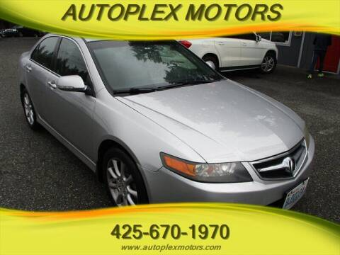 2006 Acura TSX for sale at Autoplex Motors in Lynnwood WA