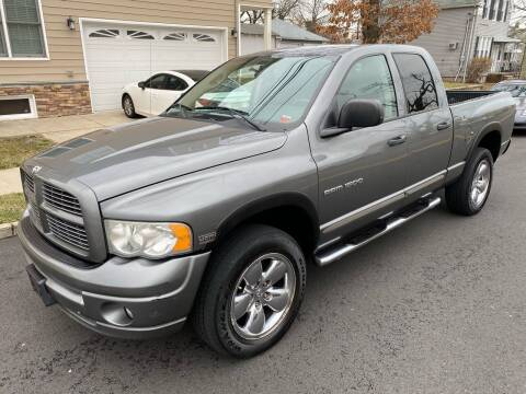 2005 Dodge Ram Pickup 1500 for sale at Jordan Auto Group in Paterson NJ
