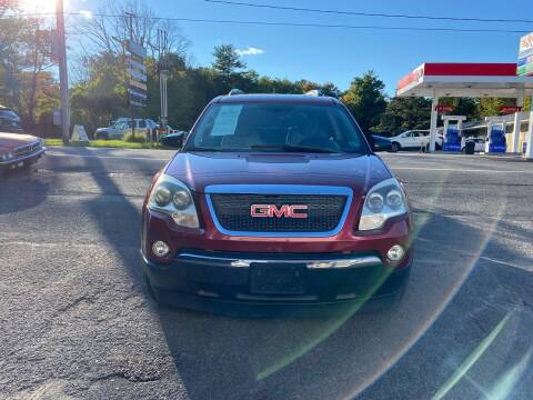 2007 GMC Acadia for sale at 390 Auto Group in Cresco PA