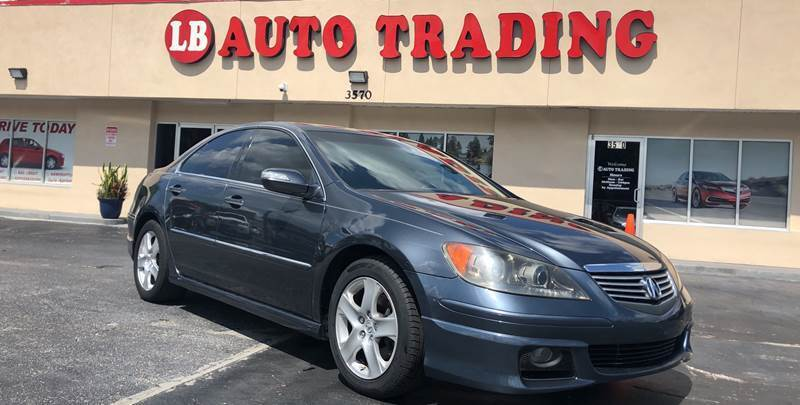 2005 Acura RL for sale at LB Auto Trading in Orlando FL