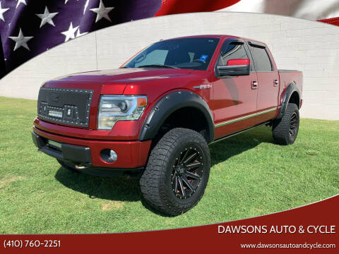 2013 Ford F-150 for sale at Dawsons Auto & Cycle in Glen Burnie MD
