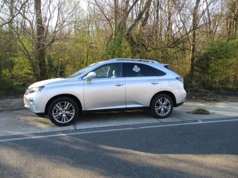 2014 Lexus RX 350 for sale at A & P Automotive in Montgomery AL