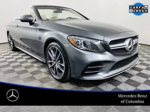 2020 Mercedes-Benz C-Class for sale at Preowned of Columbia in Columbia MO
