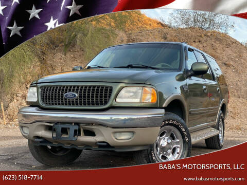 2001 Ford Expedition for sale at Baba's Motorsports, LLC in Phoenix AZ