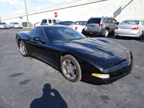 1999 Chevrolet Corvette for sale at DONNY MILLS AUTO SALES in Largo FL