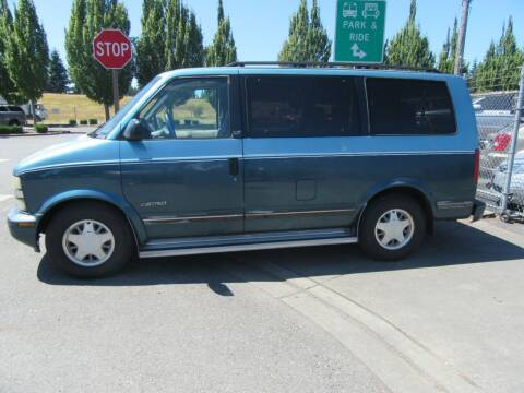 1995 Chevrolet Astro for sale at Car Link Auto Sales LLC in Marysville WA