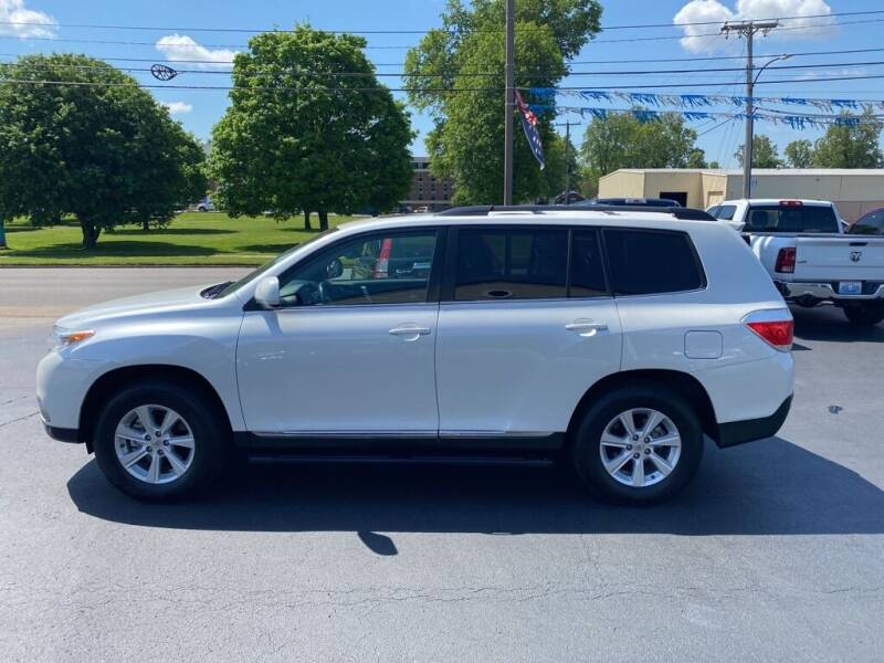 2011 Toyota Highlander for sale in Owensboro, KY
