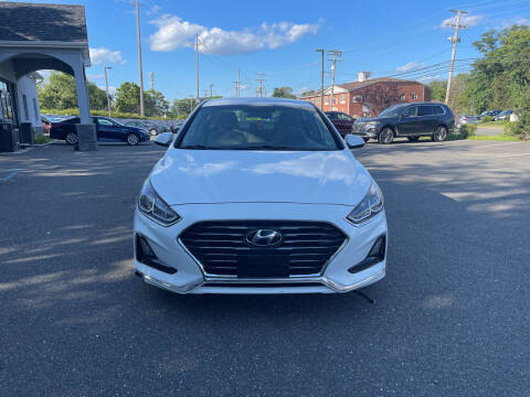 2018 Hyundai Sonata for sale at Priority Auto Mall in Lakewood NJ