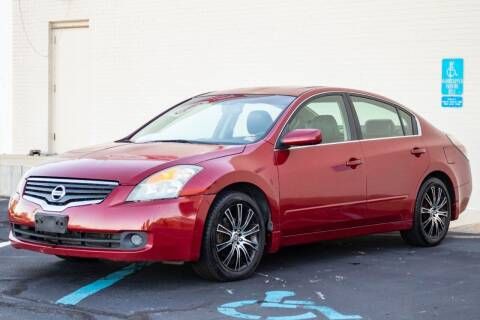 2009 Nissan Altima for sale at Carland Auto Sales INC. in Portsmouth VA