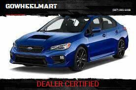 2018 Subaru WRX for sale at GOWHEELMART in Leesville LA