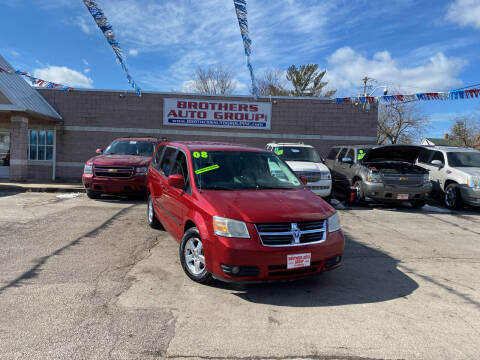 2008 Dodge Grand Caravan for sale at Brothers Auto Group in Youngstown OH