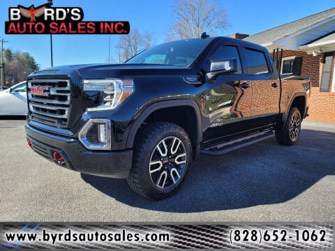 2021 GMC Sierra 1500 for sale at Byrds Auto Sales in Marion NC