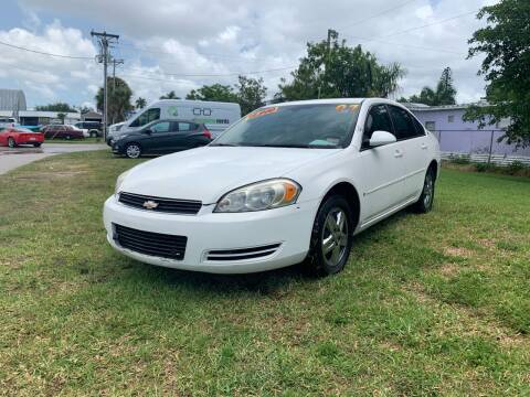 2007 Chevrolet Impala for sale at Mid City Motors Auto Sales - Mid City North in N Fort Myers FL