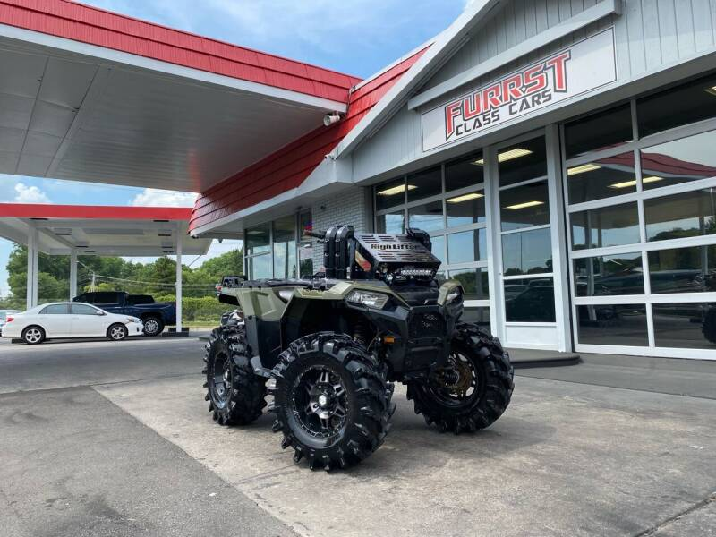 2017 Polaris Sportsman 850HD for sale at Furrst Class Cars LLC  - Independence Blvd. in Charlotte NC