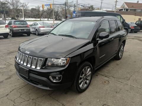 2016 Jeep Compass for sale at Richland Motors in Cleveland OH