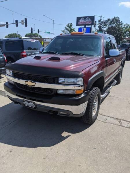 2002 Chevrolet Silverado 2500HD for sale at Corridor Motors in Cedar Rapids IA