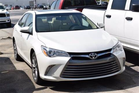 2017 Toyota Camry for sale at BOB ROHRMAN FORT WAYNE TOYOTA in Fort Wayne IN