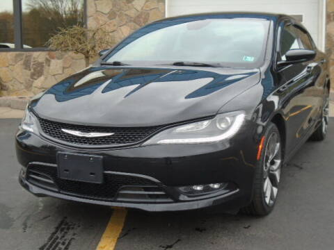2015 Chrysler 200 for sale at Rogos Auto Sales in Brockway PA