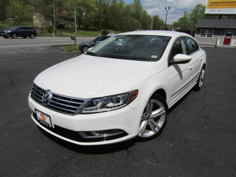 2013 Volkswagen CC for sale at Guarantee Automaxx in Stafford VA