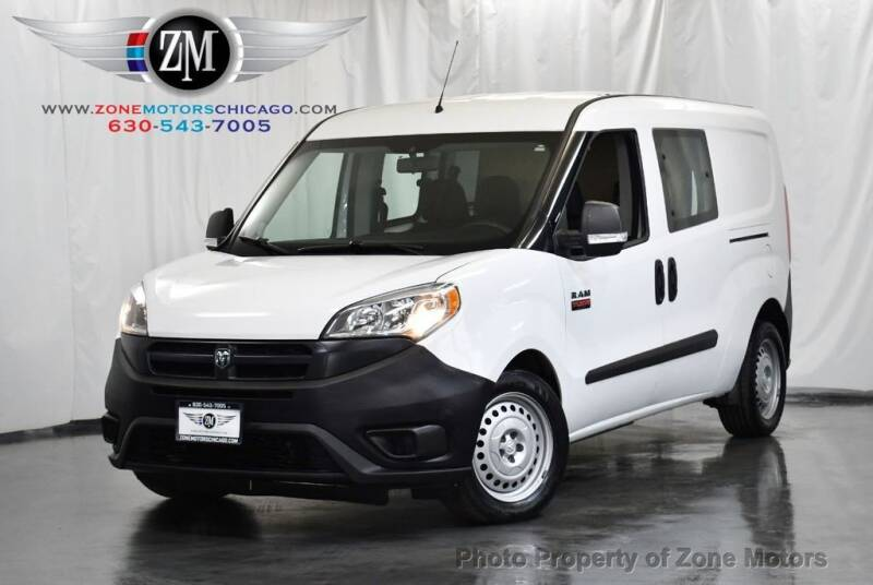 2016 RAM ProMaster City Wagon for sale at ZONE MOTORS in Addison IL