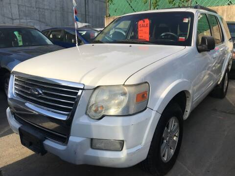 2010 Ford Explorer for sale at Deleon Mich Auto Sales in Yonkers NY