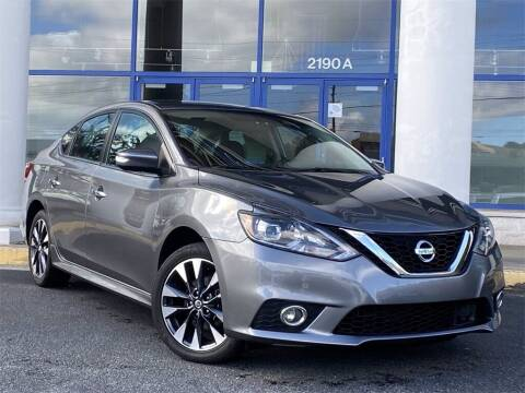 2019 Nissan Sentra for sale at Capital Cadillac of Atlanta in Smyrna GA